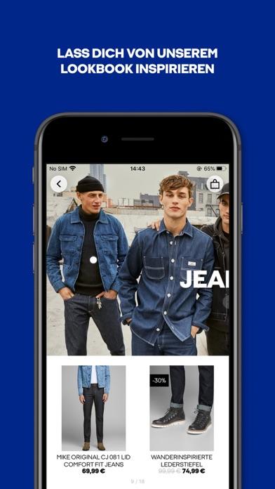 Herunterladen JACK & JONES: Herrenmode App für Pc