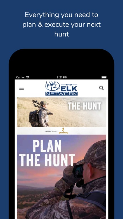 RMEF Elk Network screenshot-3