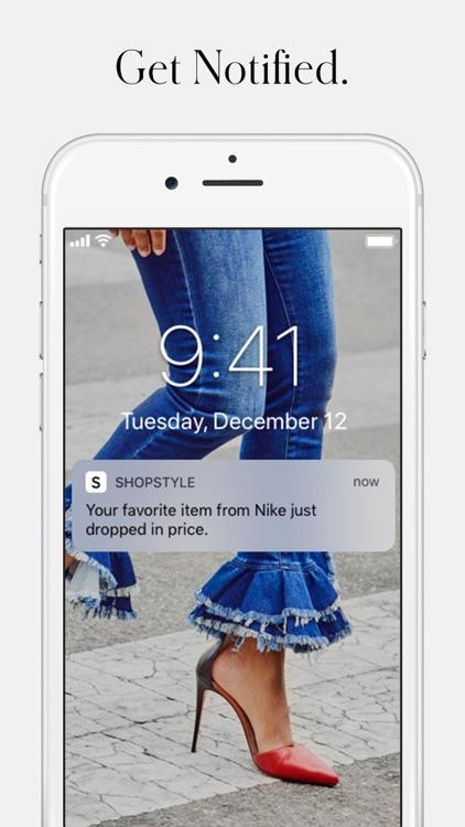 ShopStyle: Fashion & Cash Back screenshot-5