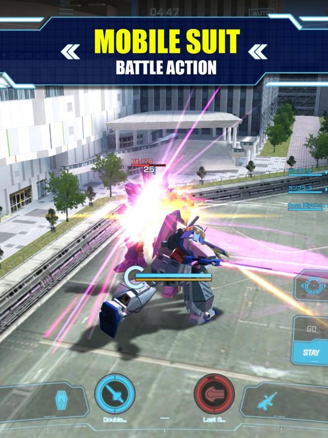 GUNDAM BATTLE: GUNPLA WARFARE on the App Store
