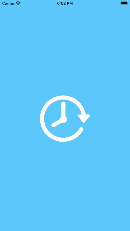 Work Hours Tracker Time Sheet screenshot-4