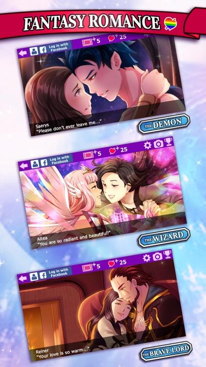 Lovestruck Choose Your Romance screenshot-3