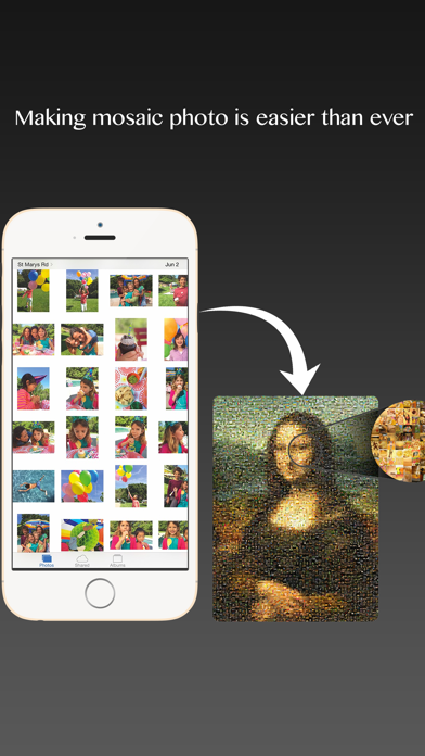 Price Drop: Mosaicify: Photo mosaic app  (Photography)