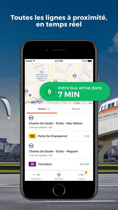 Télécharger Moovit: Transports en commun pour Pc