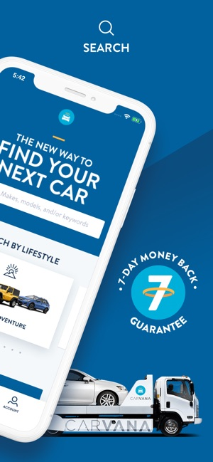 Carvana: Buy Used Cars Online on the App Store
