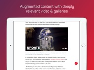 CNET's Tech Today ipad images