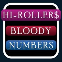 Codes for HI-ROLLER$ Bloody Numbers Hack