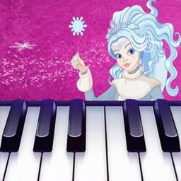 Frozen-Queen Magic Tiles Piano