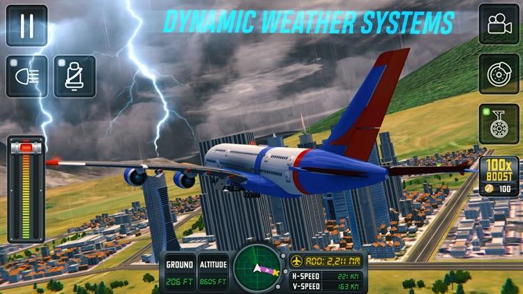 Flight Sim 18 screenshot-7