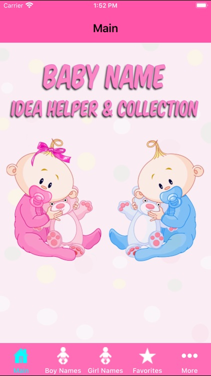 Baby Names Helper & Collection