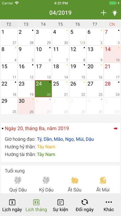 Tải về Lich Van Nien 2019 - Lich Am cho Pc