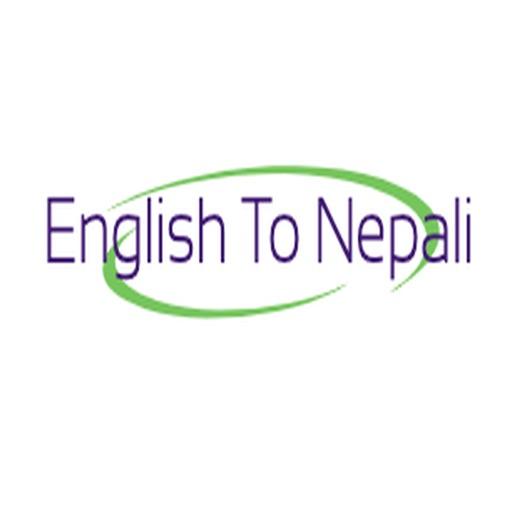 English To Nepali