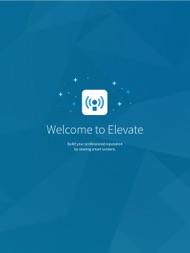 LinkedIn Elevate ipad images