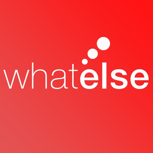 WhatElse - Nearby Happy Hours