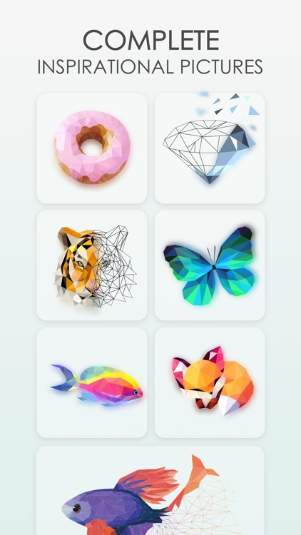 Poly Art ∙ Jigsaw Puzzle Games