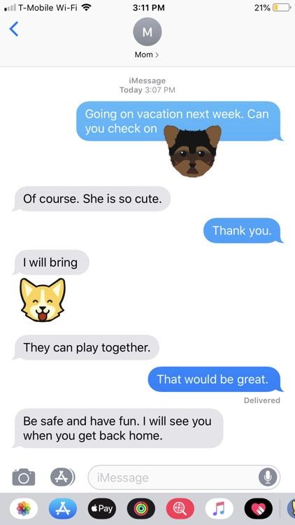 Dog Clicker Stickers screenshot-3