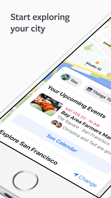 Events from Facebook - Find things to do near you App
