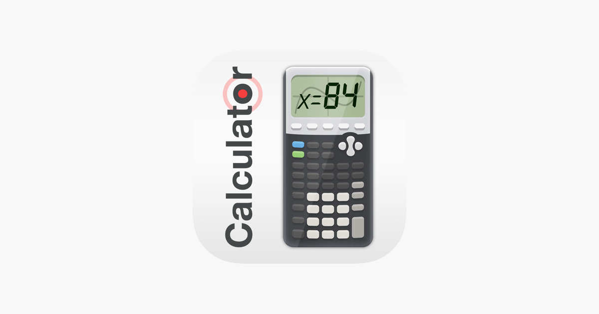 Graphing Calculator X84 on the App Store
