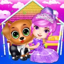 Baby Girls - Doll House Games