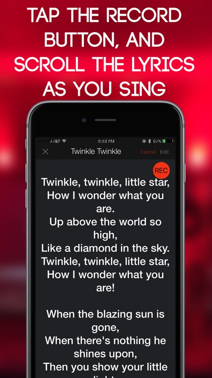 Lyric Scroller screenshot-2