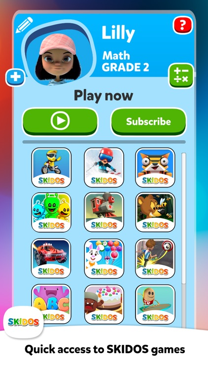 Flower Maths: Cool Kids Games screenshot-9