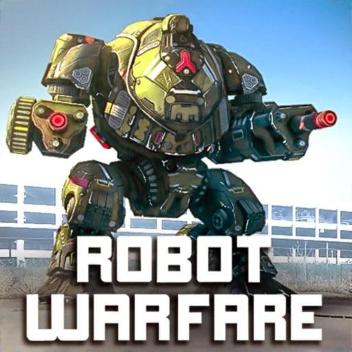 Robot Warfare Online