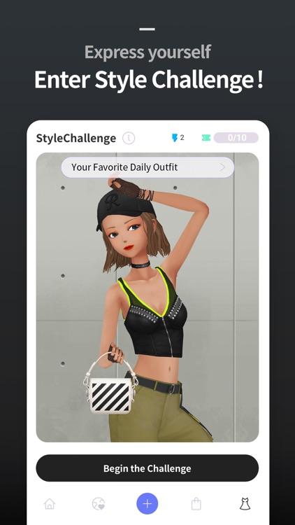STYLIT - Dress up Game screenshot-7