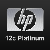 Hp 12c Platinum Calculator app review
