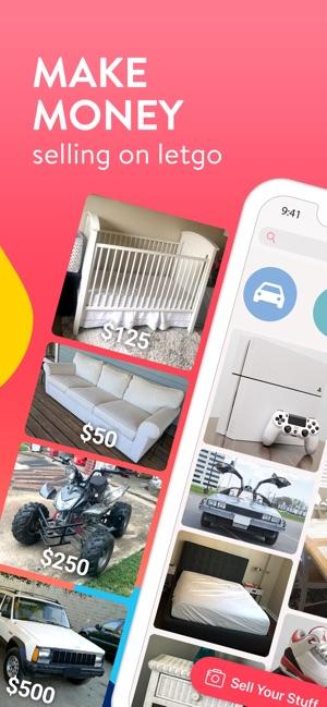 bb558eb92fe8 letgo  Buy   Sell Used Stuff on the App Store