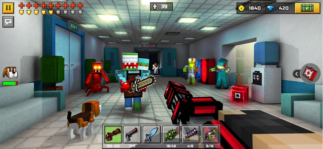 pixel gun 3d battle royale download pc