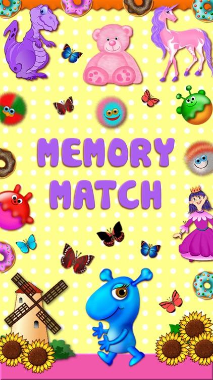 Memory Match Brain Trainer