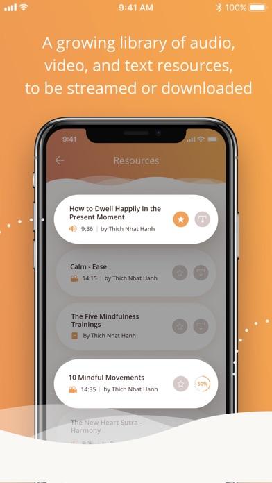 messages.download Plum Village: Zen Meditation software