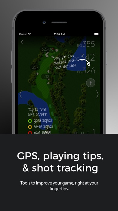 Tahoe Donner Golf Course screenshot 1