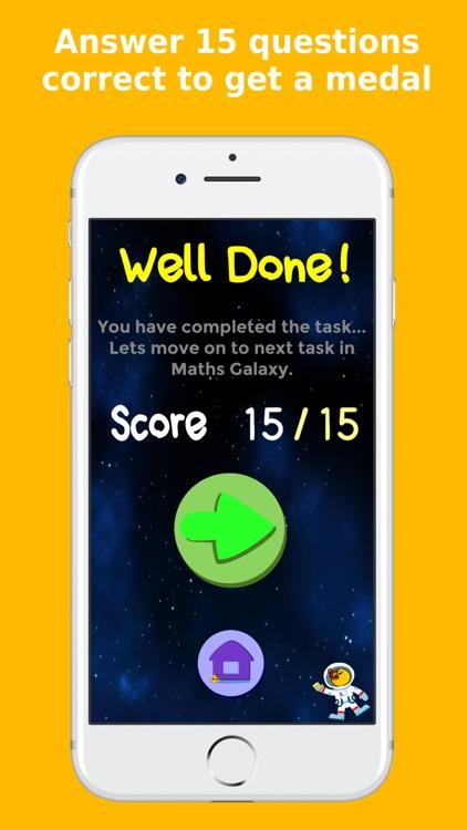 Maths Galaxy screenshot-3