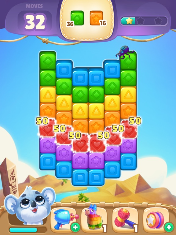 Cube Rush Adventureのおすすめ画像3