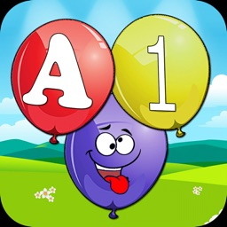Math Learner & ABC Balloon Pop