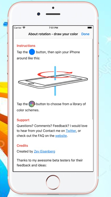Rotate - draw your color screenshot-4