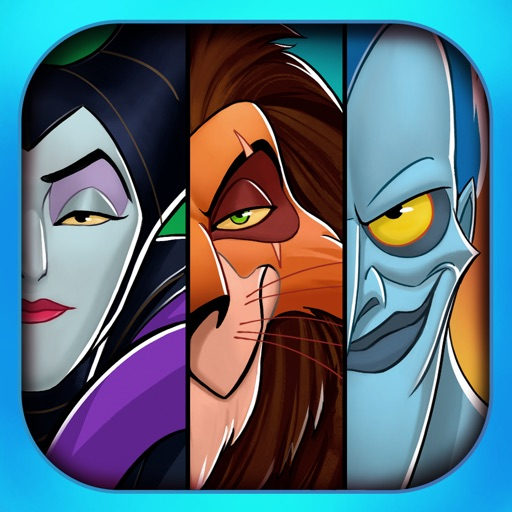 Disney Heroes: Battle Mode sur iPhone / iPad