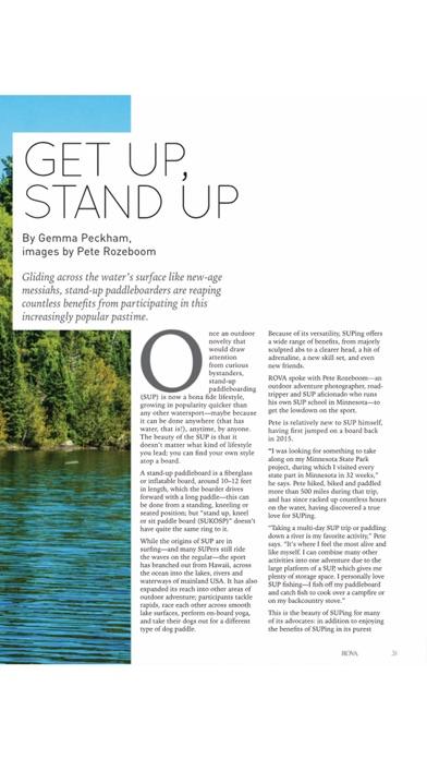 ROVA MagazineScreenshot of 5
