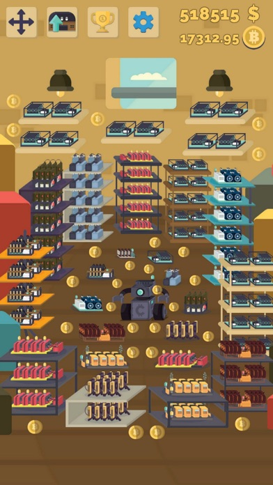 Bitcoin mining: life simulator APK for Android - Download