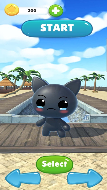 Water Slide Park Cat: Aquapark