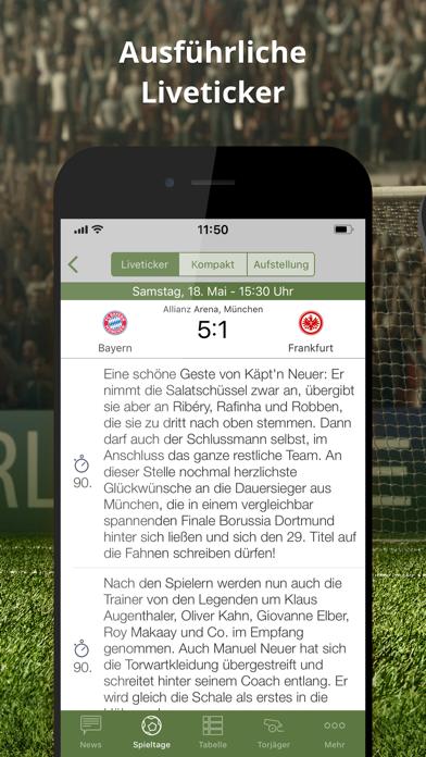 Pocket Liga Fussball Live App Price Drops
