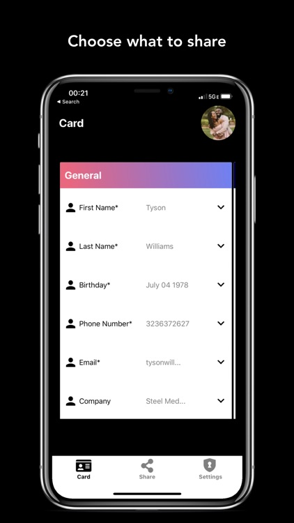 DigiCard: Digital Card