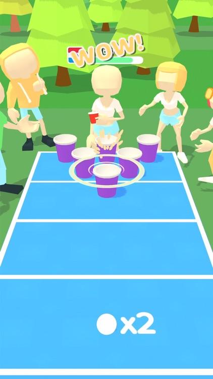 Pong Party 3D screenshot-6