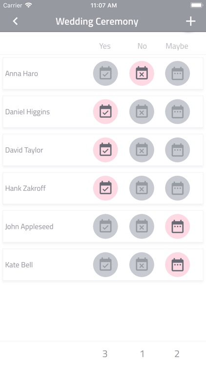 iVOW - Wedding Planner screenshot-3