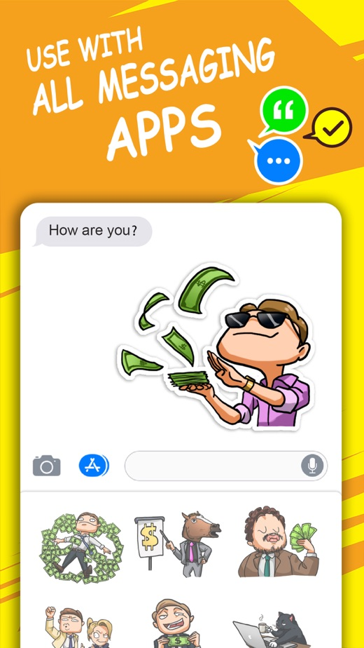Sticker Maker & Stickers Daily】版本记录- iOS App版本更新