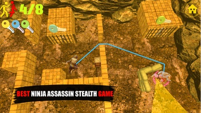 Ninja Assassin Knife Killer screenshot 6