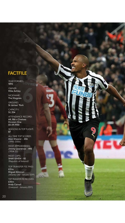 Fulham FC Programme screenshot-4