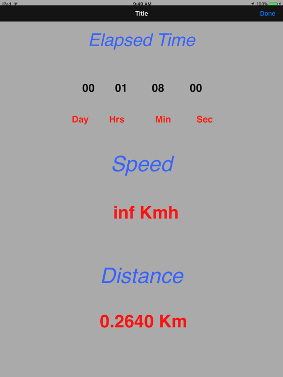 bikeTrailPro Screenshots