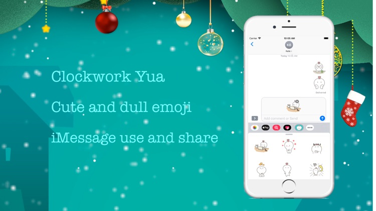Clockwork Yua screenshot-3